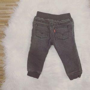👦🏻Levi's soft jean joggers jeggings 18 months
